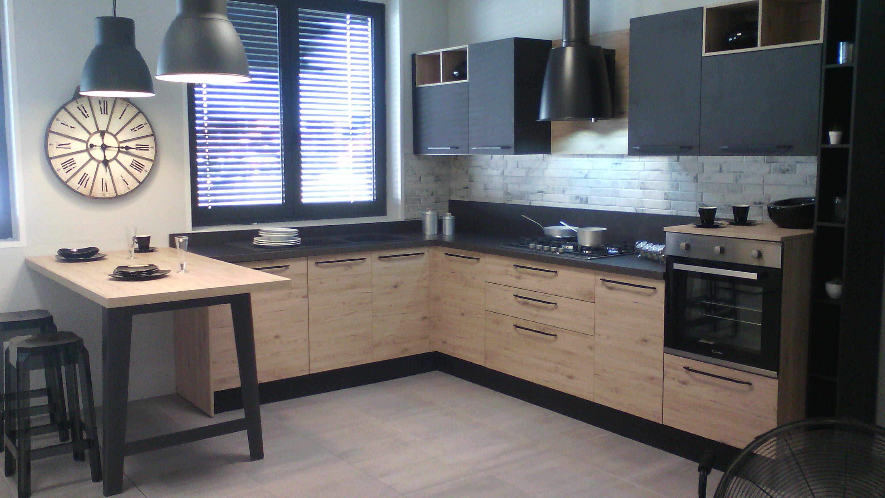 Offerta cucina urban style outlet della cucina - Cucine urban style ...