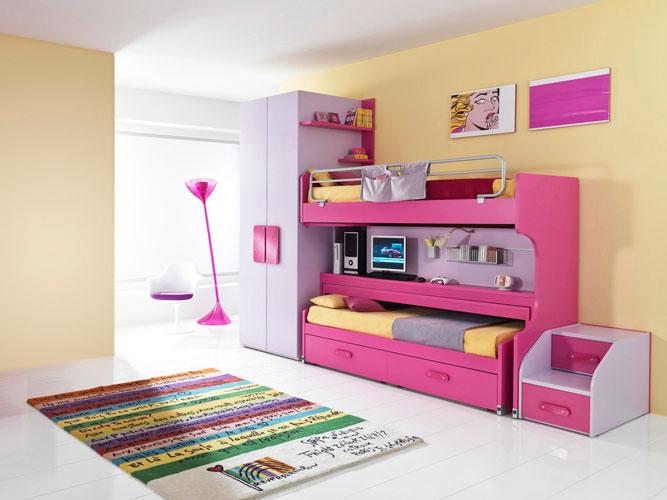 Aziende di camerette camerette per bambini mondo for Aziende design