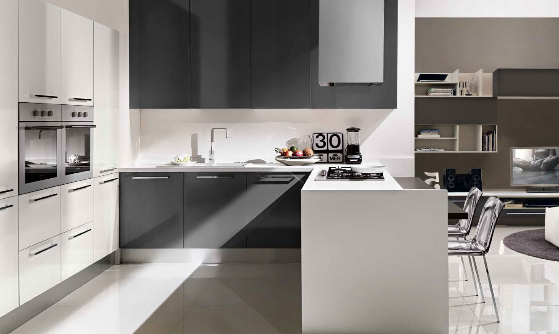 Cucine buon rapporto qualit prezzo cucina in melaminico - Cucine a buon prezzo dove ...