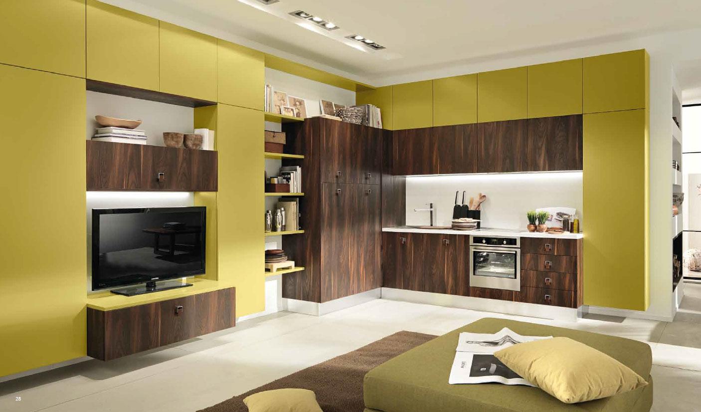 La cucina, ambiente fondamentale della casa!
