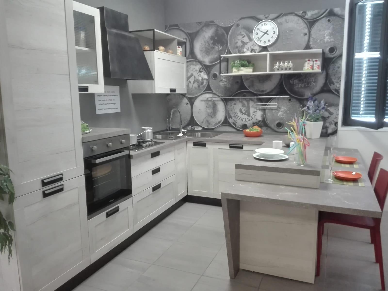 Offerta Cucina € 5.500 + IVA  modello LIPARI